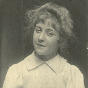 Agatha Christie Unfinished Portrait