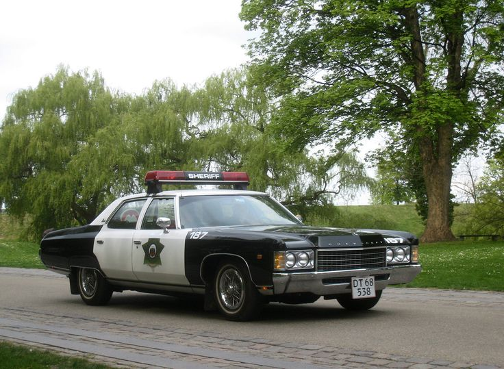 Chevrolet Police car | Flickr - Photo Sharing!
