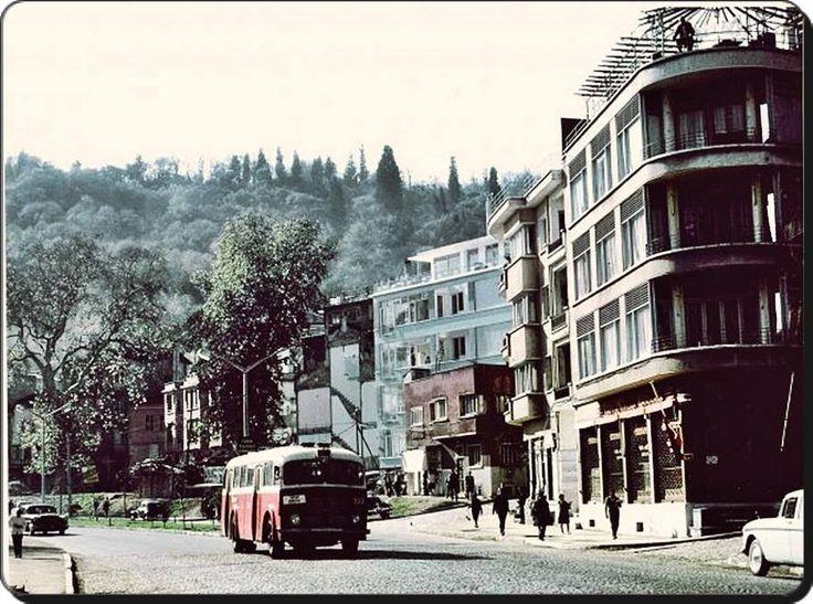 ✿ ❤ Bir zamanlar İSTANBUL, Bebek - 1960'lar