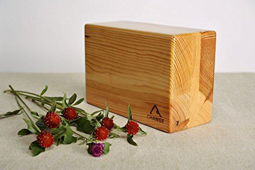 Wooden Yoga Block -- Check this awesome product by going to the link at the image.