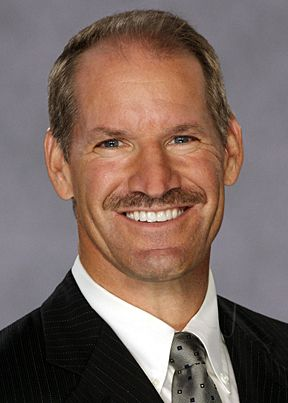 """Happy Birthday: Bill Cowher  1957 - William Laird """"Bill"""" Cowher is a former head coach in the NFL. Cowher resigned after 15 seasons as the Steelers' coach on January 5, 2007, 11 months to the day after winning 2005–06's Super Bowl XL. He currently is a studio analyst for The NFL Today.  keepinitrealsports.tumblr.com  keepinitrealsports.wordpress.com"""
