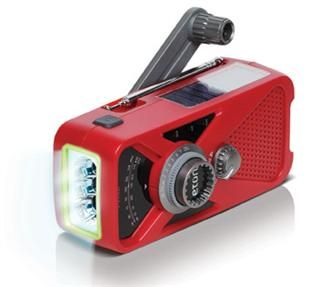 Red Cross FRX2 Eton Emergency Radio - Red Cross Store