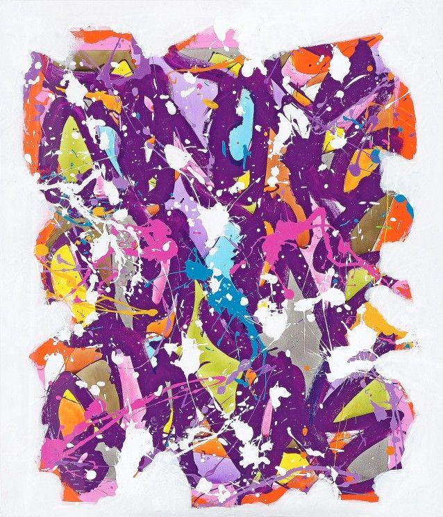 street artist - JonOne
