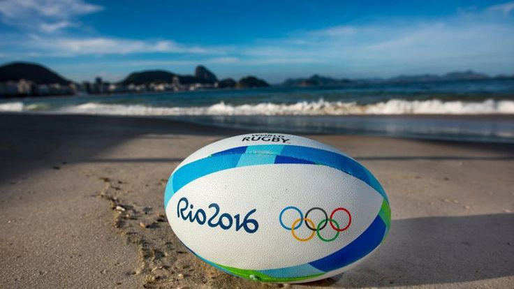Olympic rugby ball