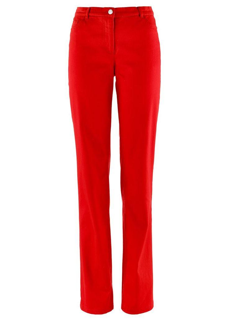 Strečové nohavice S piatimi vreckami • 17.99 € • bonprix