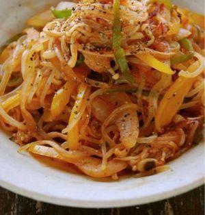 たった200kcal!?しらたきを使ったダイエット麺レシピ | レシピブログ - 料理ブログのレシピ満載!