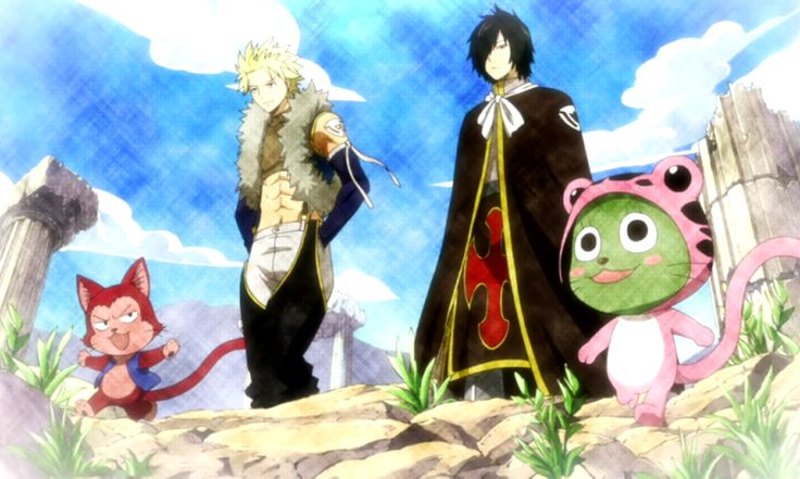 Finaliza el manga Fairy Tail Gaiden Kengami no Sōryū