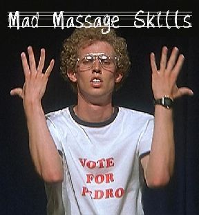 You don't have to be a Licensed Massage Therapist, or even Napoleon Dynamite (although that might help) to give a sweet massage to a friend or family.  Purchase a gift card online.  http://www.massageprofessionalsjacksonhole.com/gift-certificates/
