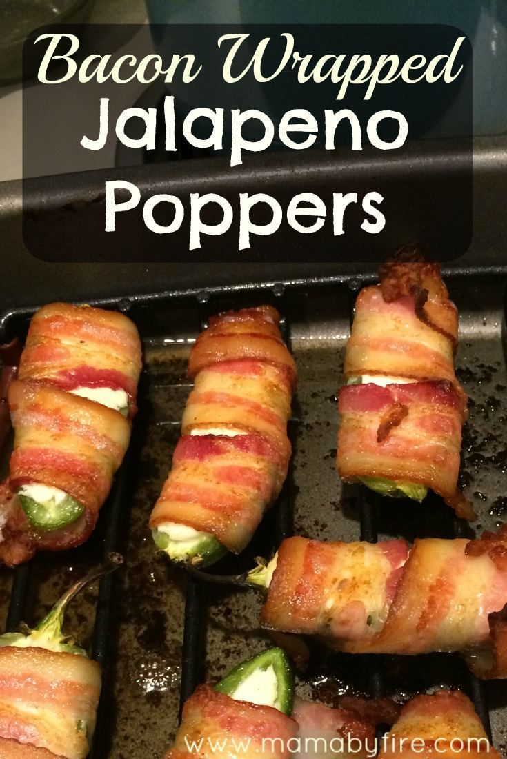 Whether you're going to a football party, picnic, or any type of party, these bacon wrapped jalapeno poppers are sure to please the spice lovers there!