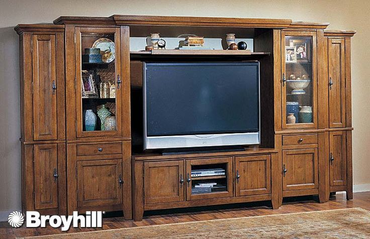 The Room Store Big-Screen Wall Unit