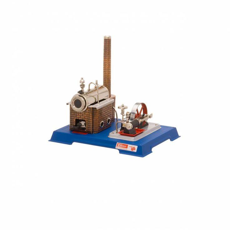 Wilesco Dampfmaschine D10