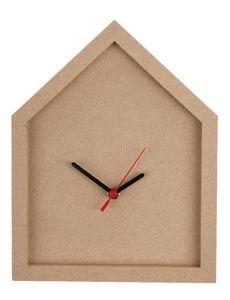 Fa óra házikó - OPITEC-Hobbyfix - kreatív hobby és művészellátás - Márkák szuper áron!