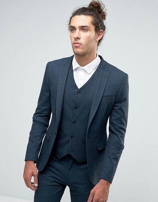 ASOS Super Skinny Suit with Peak Lapel