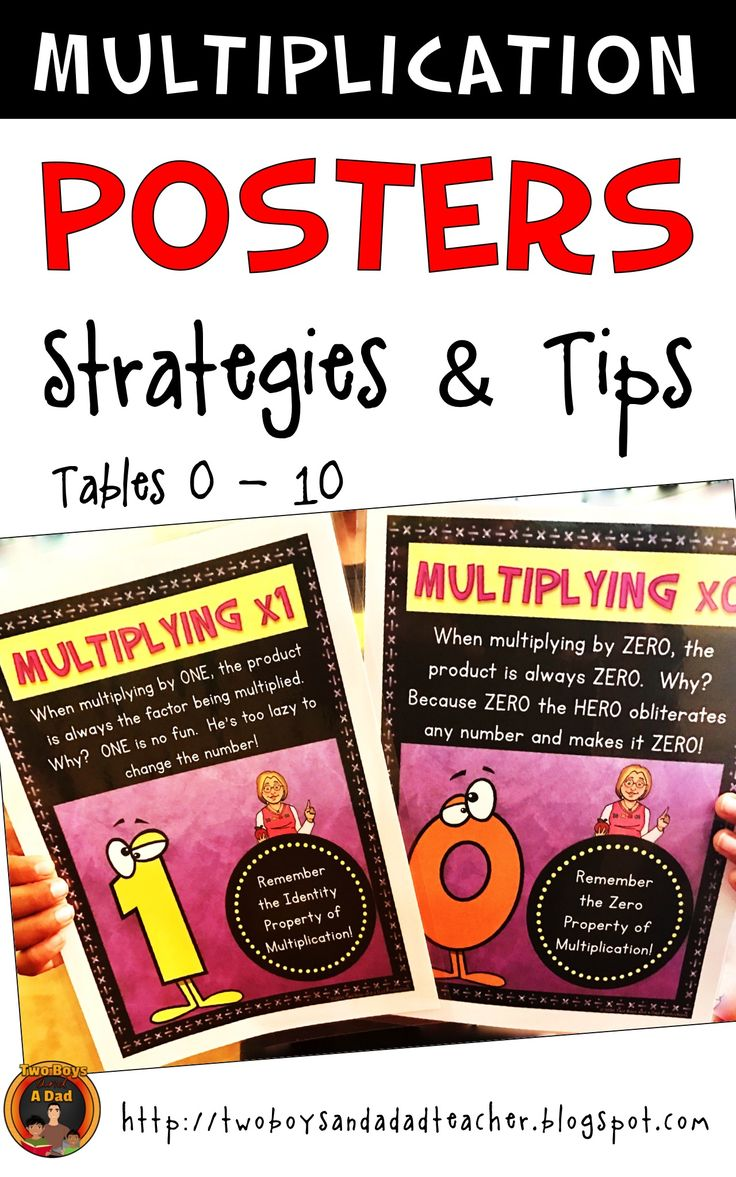 Worksheet Tips For Learning Multiplication Facts 1000 images about math ideas resources and tips on pinterest so many multiplication facts to learn but what if there are strategies and