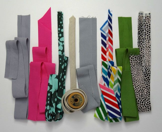 Different Types of Binding and Bias Tape