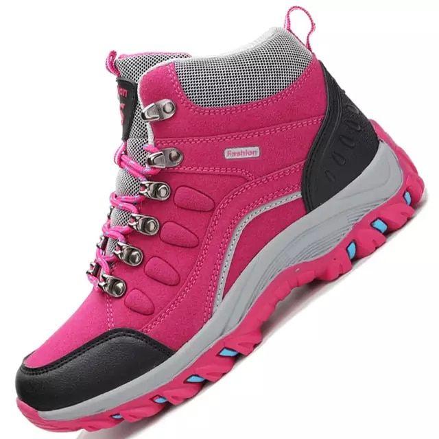 Zapatillas de senderismo altas de Invierno para mujer
