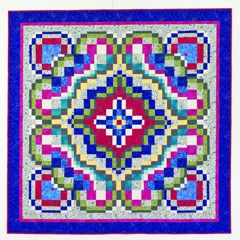 17 Best images about bargello quilts on Pinterest Bargello patterns, Quilt and Spirals