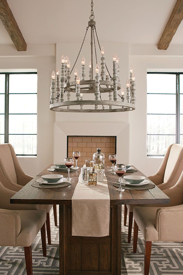 Popular Dining Room Chandeliers Delectable 7 Best Artisanal Finishes Images On Pinterest  Chandelier Review