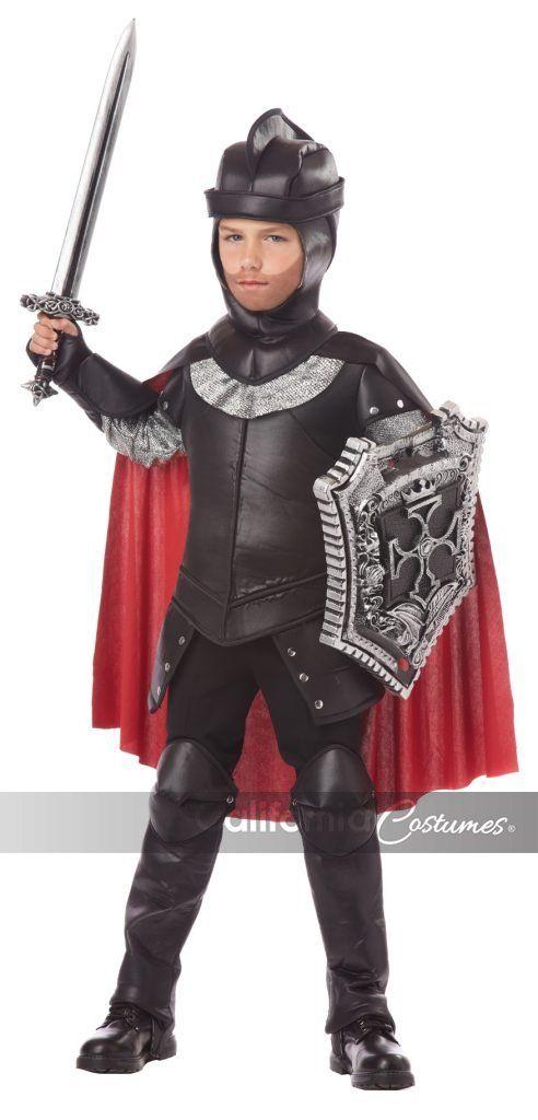 The Black Knight Boys Diy Halloween Hacks Pinterest Costumes