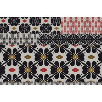 Sardinian Rugs designed by Patricia Urquiola for Moroso | Rugs 100% wool with pile 80% woll - 20% cotton. The collection is handmade in the typical technique of Sardinia Pibiones, monolevel weaving.