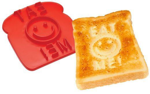 Kitchen Craft 'Eat Me' Toast Stamp