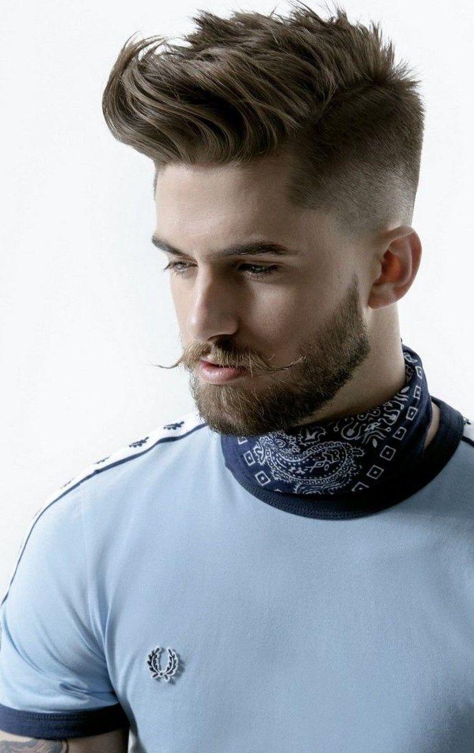 les 25 meilleures id es de la cat gorie coiffure homme tendance sur pinterest coupe de barbe. Black Bedroom Furniture Sets. Home Design Ideas
