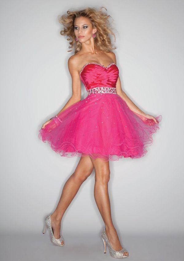 11 best MY DREAM PROM DRESS images on Pinterest | Ballroom dress ...