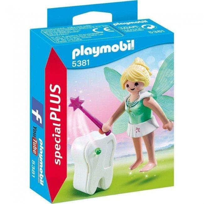 Playmobil Spécial Plus Fée avec boîte à dents de lait - Castello | Jeux et Jouets