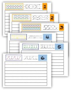 276 best arbeitsbl tter herbst winter kindergarten images on pinterest. Black Bedroom Furniture Sets. Home Design Ideas