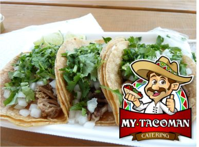 World Famous My Taco Man Catering