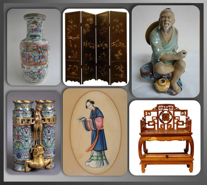 Antique Chinese Items