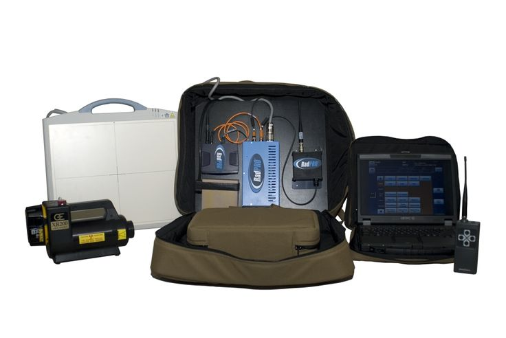 Mobile Body Scanning System