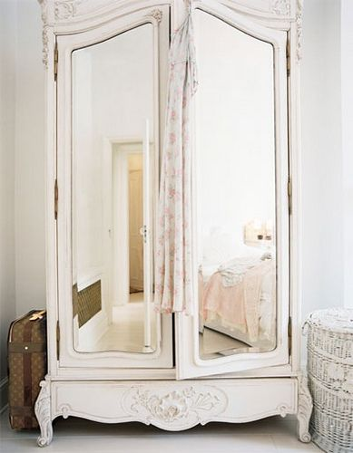 Wardrobe, guest bedroom