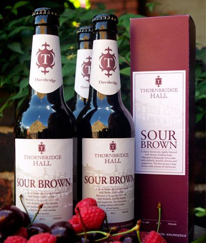 Thornbridge Sour Brown and Imperial Raspberry Stout: Inside Beer reviews.