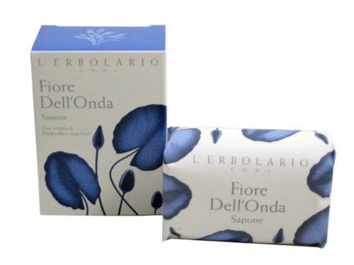 Fiore Dell'Onda (Flower of the Wave) Perfumed Soap Bar by L'Erbolario Lodi by L'Erbolario Lodi. $10.85. Made in Italy. L'Erbolario Flower Wave (fiore dell'onda) Soap awakens the smell and the rhythmic sound of ocean waves and summer breeze with notes of citruses, blue water lily, white rose, lilac and violet.
