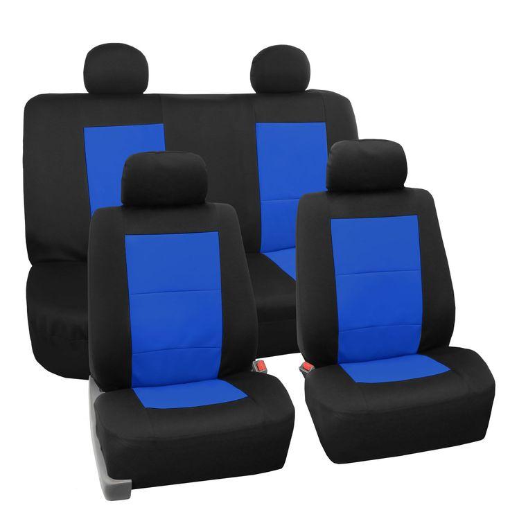 FH Group Premium EVA Foam Waterproof Car Seat Covers