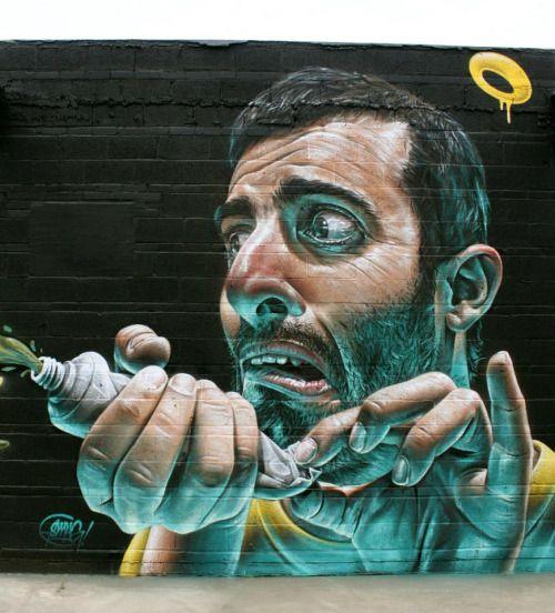 By Smug - Located inBaton Rouge, Louisiana #StreetArt #落書き #ArteCallejero #ストリートアート #art de rue #Straßenkunst ☺️🎨 - https://wp.me/p7Gh1Z-1cX #kunst #art #arte #sztuka #ਕਲਾ #konst #τέχνη #アート