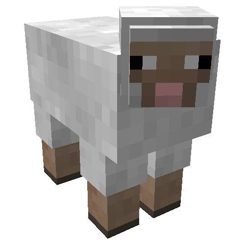 Minecraft animals minecraft sheep