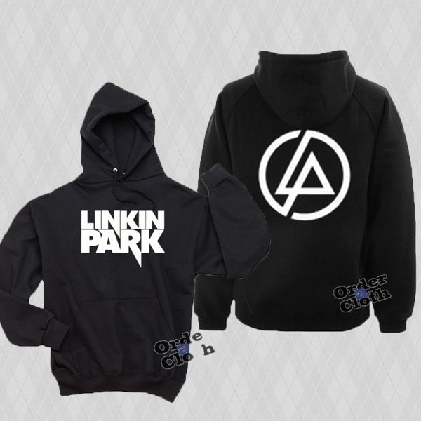 Linkin Park Hoodie from orderacloth.com This hoodie is Made To Order, one by one printed so we can control the quality.
