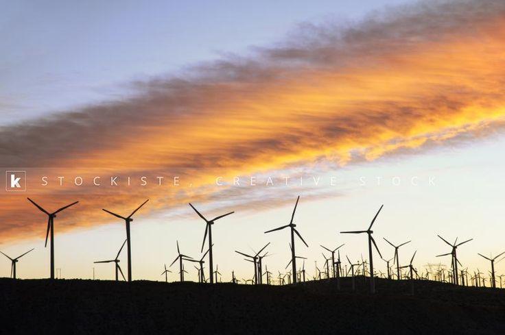 Endless wind turbines at sunset. By Mel Stoutsenberger.   Stockiste.com  Creative stock + Exclusivity on the GO!   Download Link: https://www.stockiste.com/display/wind-power/13559  #Stockiste, #StockisteCreativeStock, #Stockphoto, #Stockimage, #Photography, #Photographer, #MelStoutsenberger, #ContentMarketing, #Marketing, #Storytelling, #Creative, #Communication, #Sunset, #Wind, #Turbines, #Endless,  wind power © Mel Stoutsenberger