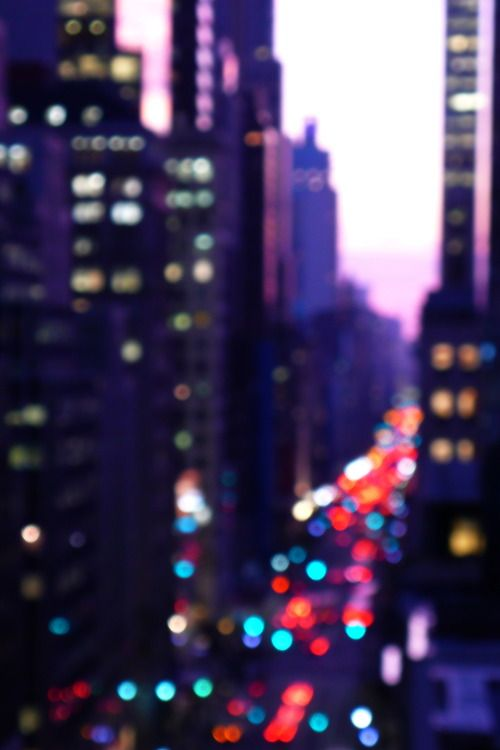5th avenue bokeh