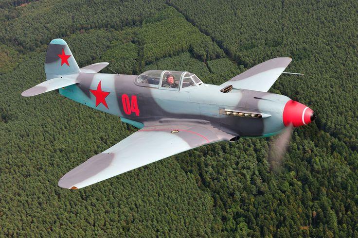 Yakowlew YAK-9UM - D-FAFA - Usedom Aircraftsales EN