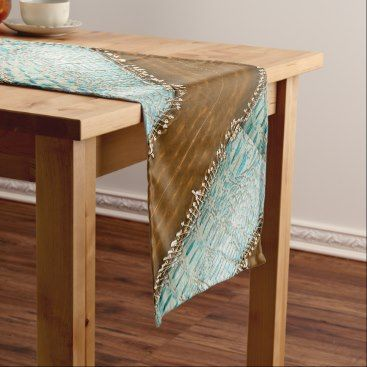 """Title : 101, Southwest, Alligator, Turq Leather Print Long Table Runner  Description : Patterns, Fabrics, Textiles, """"South-American-Inspired"""", Aztec, Mayan, Inca, Cultural, Ethnic, """"Tribal-Prints"""", Gifts"""", """"Home-Décor"""", Fashions, """"Custom-Designs"""", """"Native-American-Indian"""", Ikat, Kokopelli, Western, Southwest, Vibrant, """"Tribal-Art"""", Symbolic, Iconic, Nationality, Exotic, Contemporary, Modern, Stylish, Trendy, """"Custom-Designs"""", Traditional, """"Bold-Colorful-Fabrics"""", """"Fun-Fabrics""""…"""