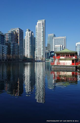 Lotus Chinese Floating Restaurant Canary Wharf