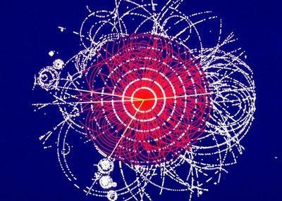 El Laboratorio Europeo de Física de Partículas (CERN) en Ginebra (Suiza) ha anunciado hoy el hallazgo de una nueva partícula que podría corresponder al bosón de Higgs, también conocida como la 'partícula de Dios'.