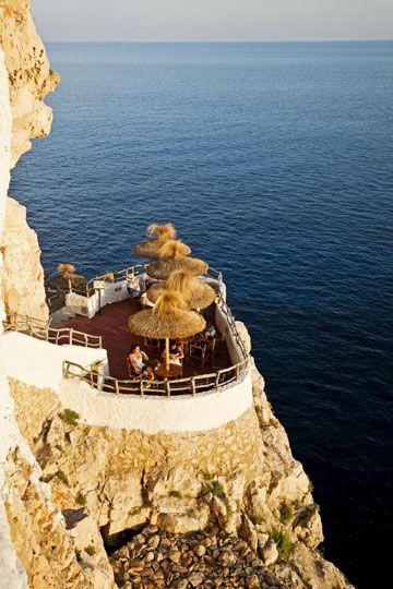 #Viajes #Atardecer #Beach #Mar #Summer #Menorca #Terrazas
