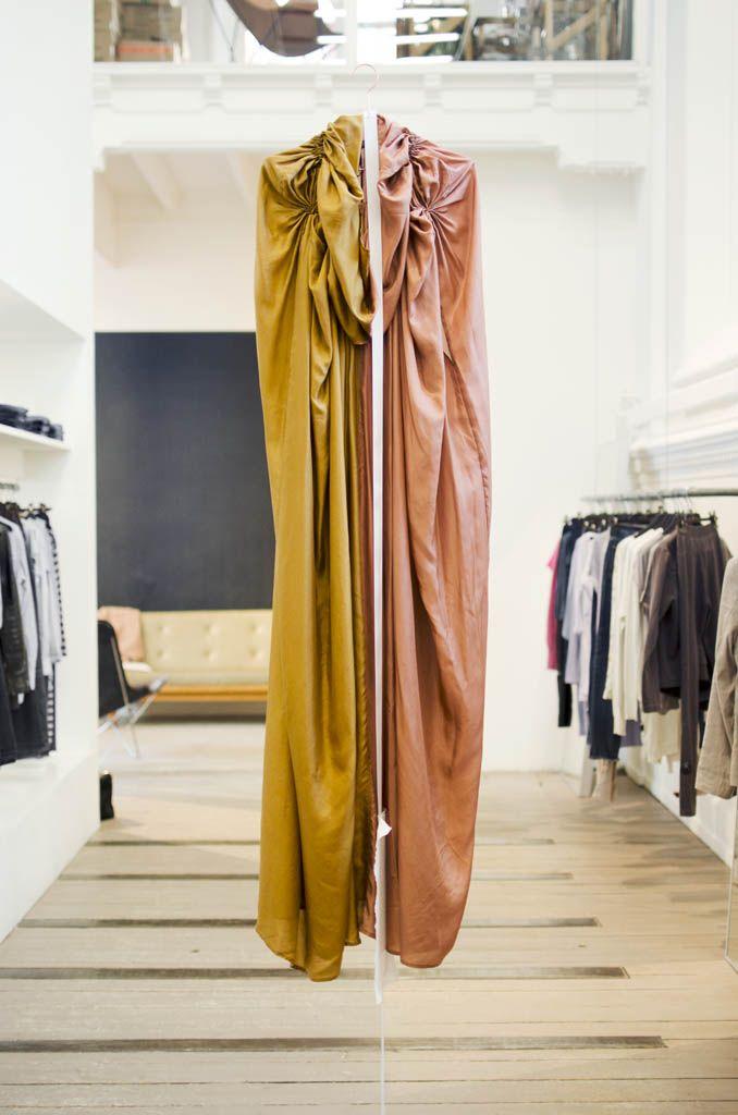 Monique van Heist  Fetish jurk voor Moba13