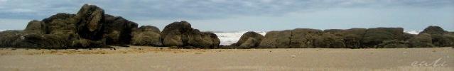 Mermaid sanctuary. La Pedrera. Uruguay/