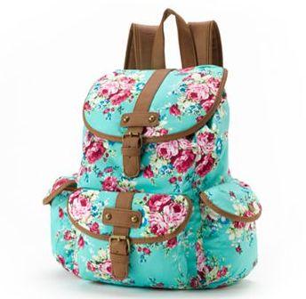 7 best cute backpack images on Pinterest   Polka dot backpack ...