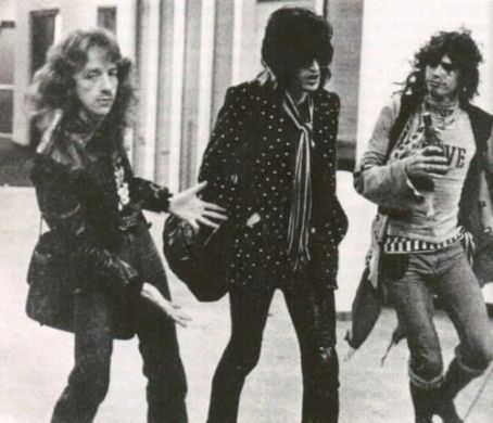Brad Whitford, Joe Perry, Steven Tyler